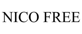 NICO FREE trademark