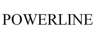 POWERLINE trademark