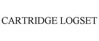 CARTRIDGE LOGSET trademark