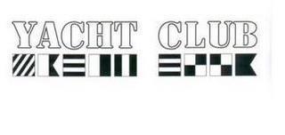 YACHT CLUB trademark