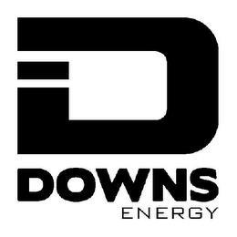 D DOWNS ENERGY trademark