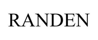 RANDEN trademark