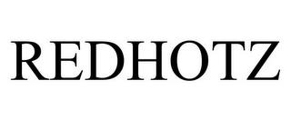 REDHOTZ trademark