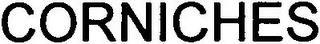 CORNICHES trademark