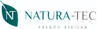 NT NATURA-TEC FRENCH RIVIERA trademark