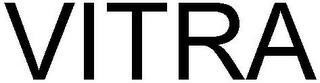 VITRA trademark