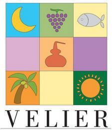 VELIER trademark