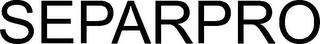 SEPARPRO trademark