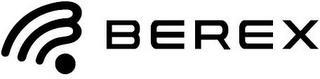 B BEREX trademark