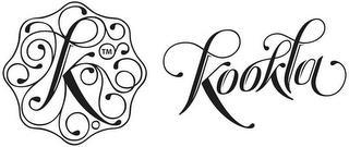 K KOOKLA trademark