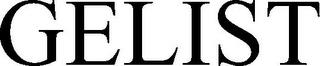 GELIST trademark