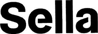 SELLA trademark