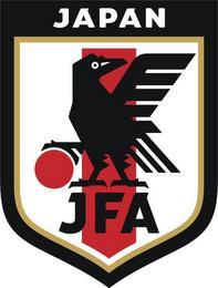 JAPAN JFA trademark