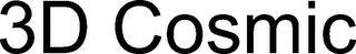 3D COSMIC trademark