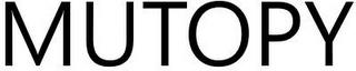 MUTOPY trademark