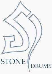 STONE DRUMS trademark