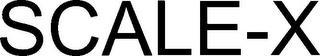 SCALE-X trademark