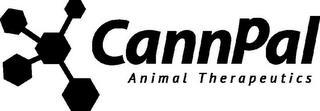 CANNPAL ANIMAL THERAPEUTICS trademark