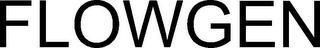 FLOWGEN trademark