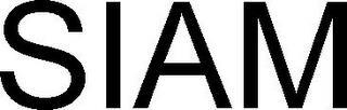 SIAM trademark