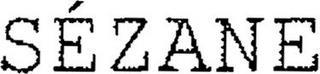 SÉZANE trademark