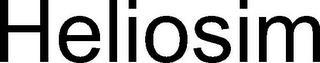 HELIOSIM trademark
