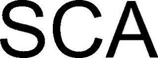 SCA trademark