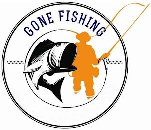 GONE FISHING trademark