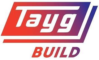 TAYG BUILD trademark