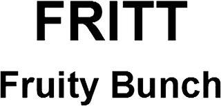 FRITT FRUITY BUNCH trademark