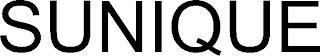 SUNIQUE trademark