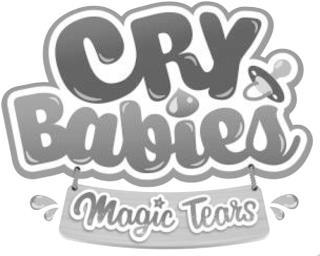 CRY BABIES MAGIC TEARS trademark