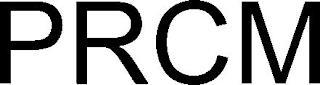 PRCM trademark