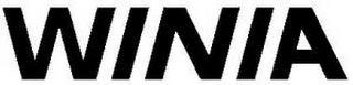 WINIA trademark