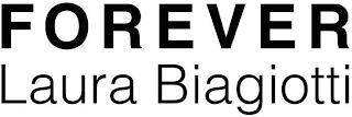 FOREVER LAURA BIAGIOTTI trademark
