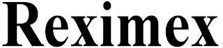 REXIMEX trademark