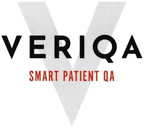 V VERIQA SMART PATIENT QA trademark