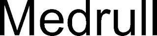 MEDRULL trademark