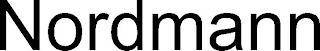 NORDMANN trademark