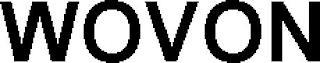 WOVON trademark