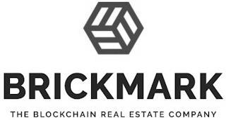 BRICKMARK THE BLOCKCHAIN REAL ESTATE COMPANY trademark