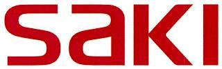 SAKI trademark
