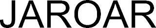 JAROAR trademark