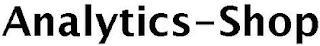 ANALYTICS-SHOP trademark