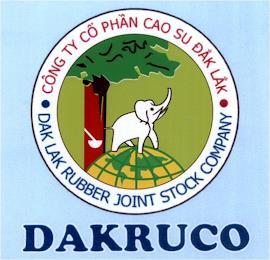 DAKRUCO DAK LAK RUBBER JOINT STOCK COMPANY · CÔNG TY CÔ PHAN CAO SU DAK LAK · trademark