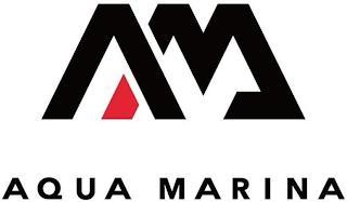 AM AQUA MARINA trademark