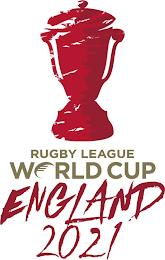 RUGBY LEAGUE WORLD CUP ENGLAND 2021 trademark