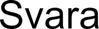 SVARA trademark