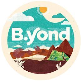 B.YOND trademark