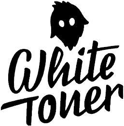 WHITE TONER trademark